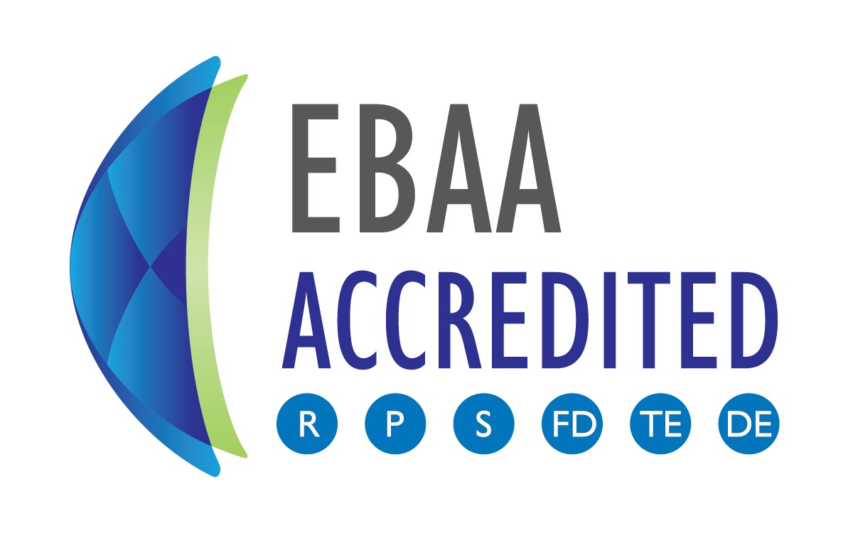 EBAA Accredited